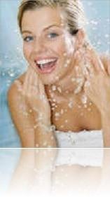 Как правильно очистить кожу лица