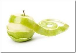 А вы любите яблочную кожуру?